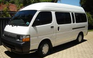 Hire a Minibus and Driver