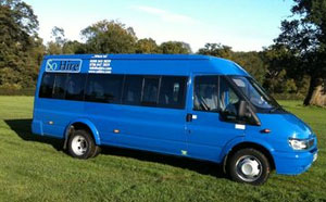 Hire a Minibus With Driver