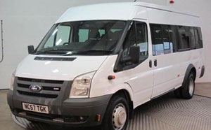 How Much is it to Hire a Minibus